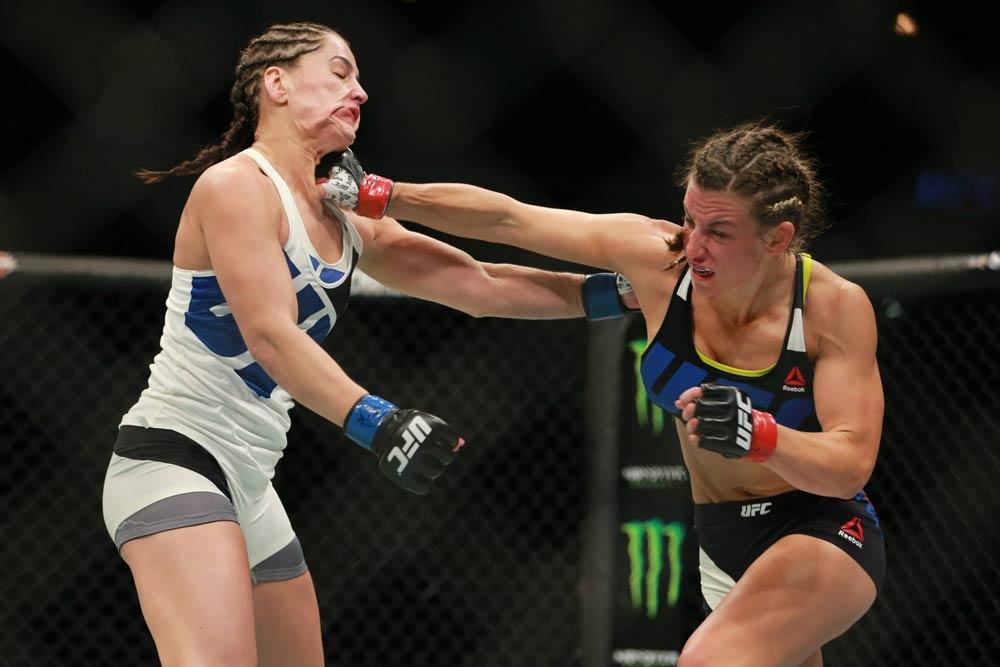Miesha Tate | MMA » Wrestling | Awakening Fighters