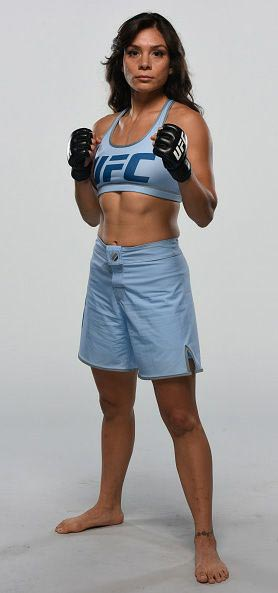 Nicco Montano defeated Roxanne Modafferi by unanimous decision to pick up UFCs inaugural womens flyweight division title
