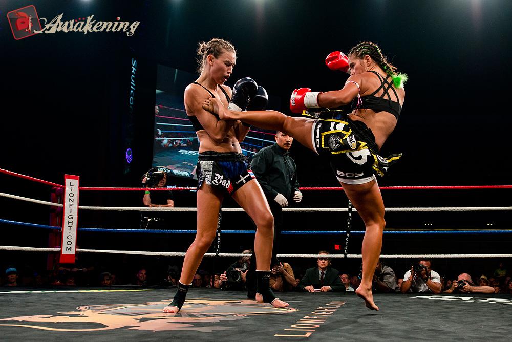 Lucy Payne vs Tiffany Van Soest