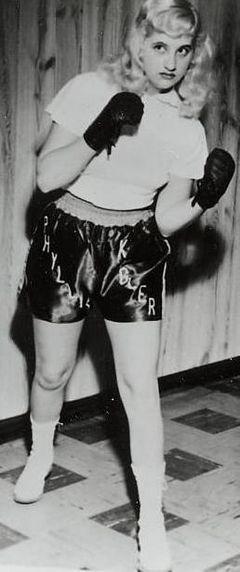 Phyllis kugler boxing awakening fighters