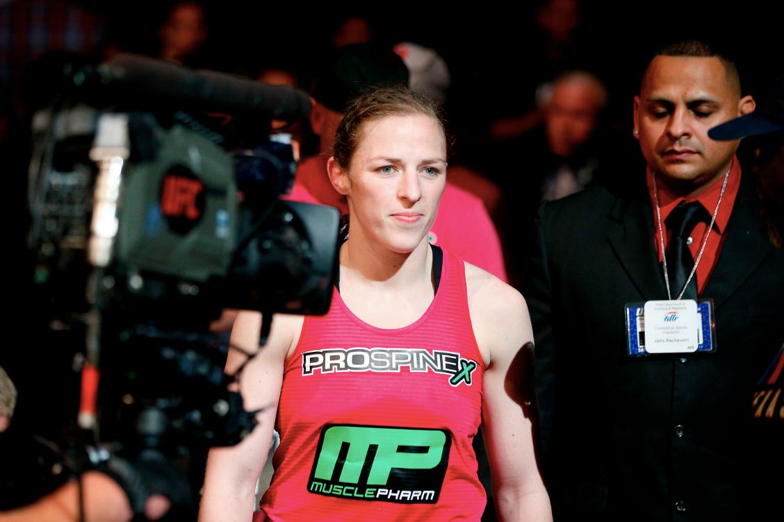 Sarah Kaufman | MMA » BJJ | Awakening Fighters