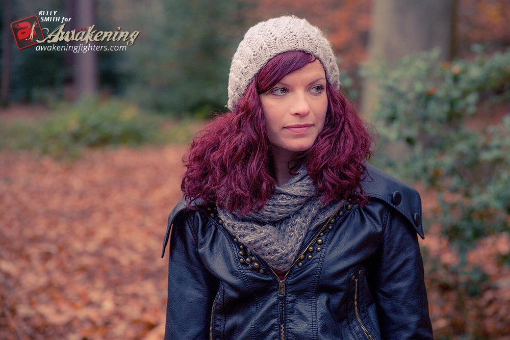Sheree Halliday - Autumn Red