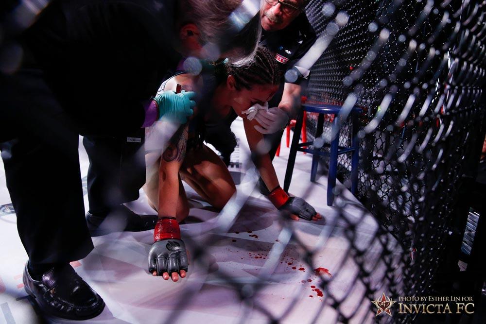 Invicta amateur boxing