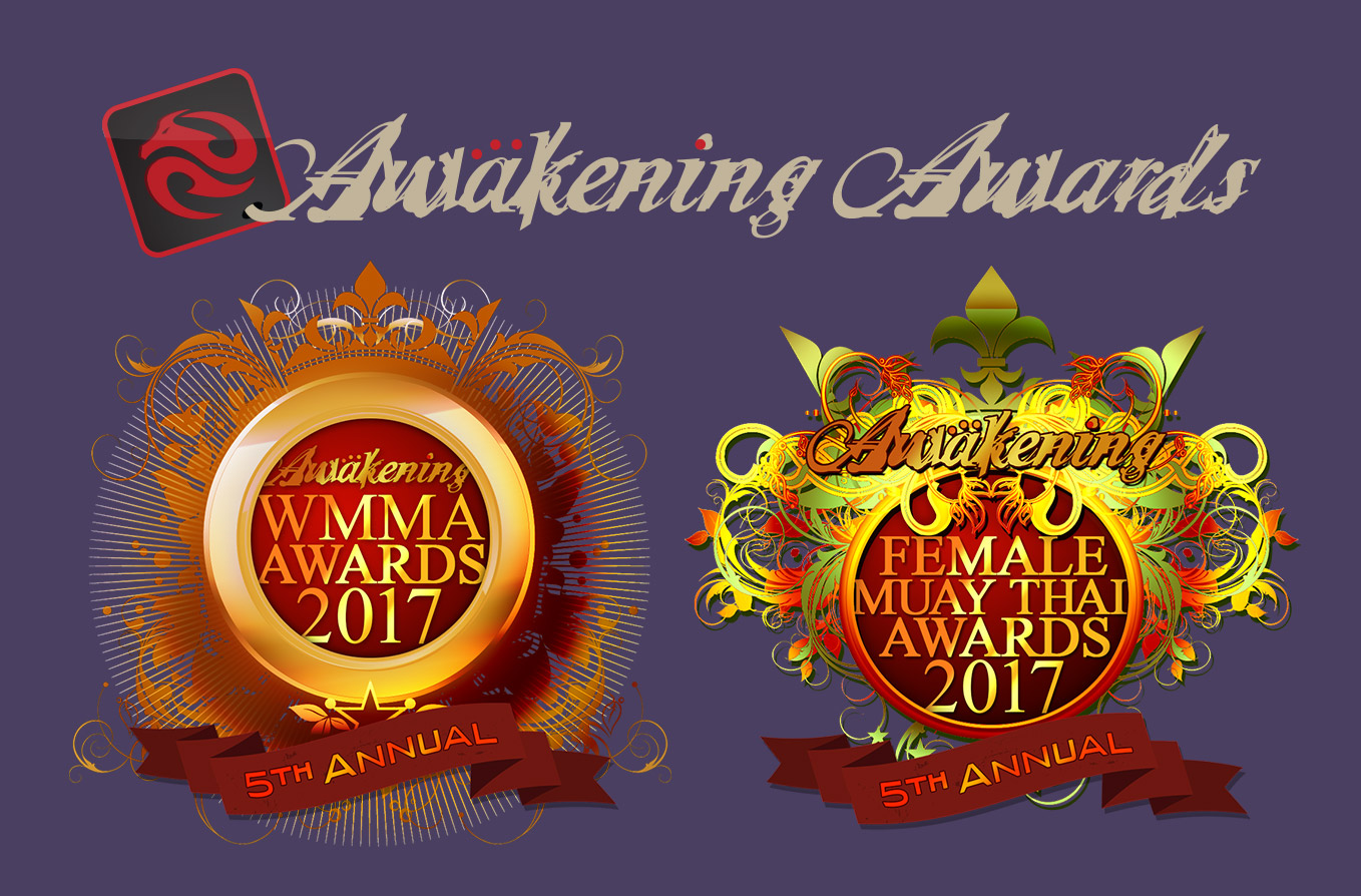Awakening Fighters Female Fighter Awards