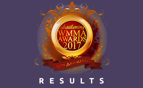 Awakening Women's MMA Awards 2017
