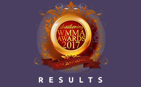 Awakening Women's MMA Awards 2017