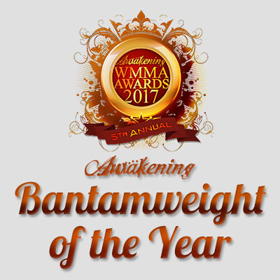 Bantamweight of the Year 2017