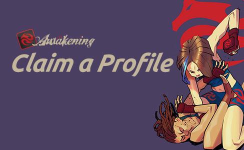 Claim A Profile