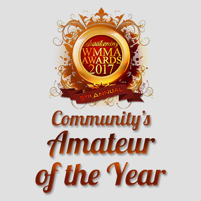 Community's Amateur of the Year 2017