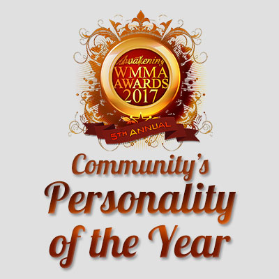 Community's Personality of the Year 2017