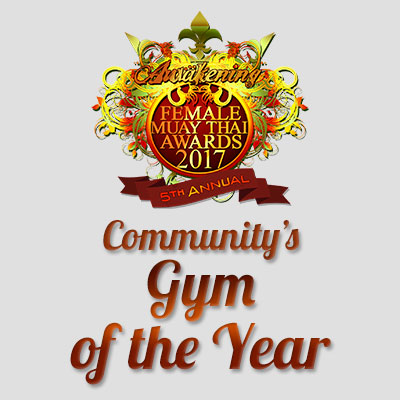 Community's Gym of the Year 2017