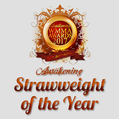Strawweight of the Year 2017