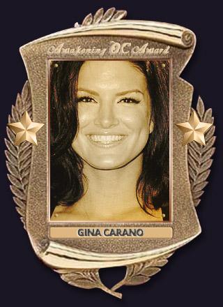 Gina Carano AOCA