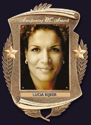 Lucia Rijker AOCA