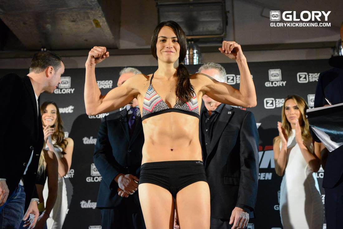 Jessica Gladstone Muay Thai Kickboxing Awakening Fighters