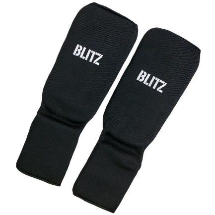 Blitz Elastic Shin & Instep Pads