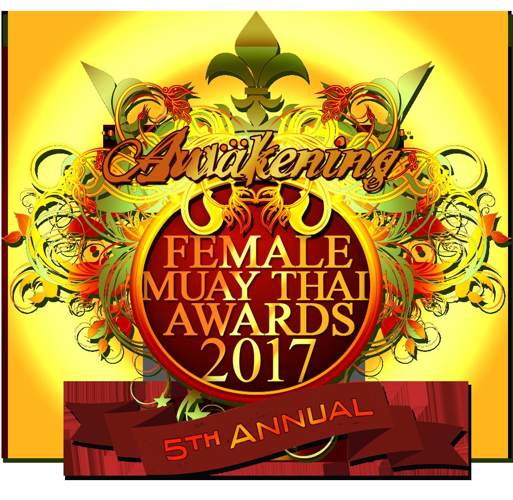 Awakening Female Muay Thai Awards, 2017